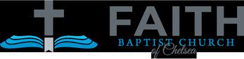 Faith Baptist Church Chelsea Logo